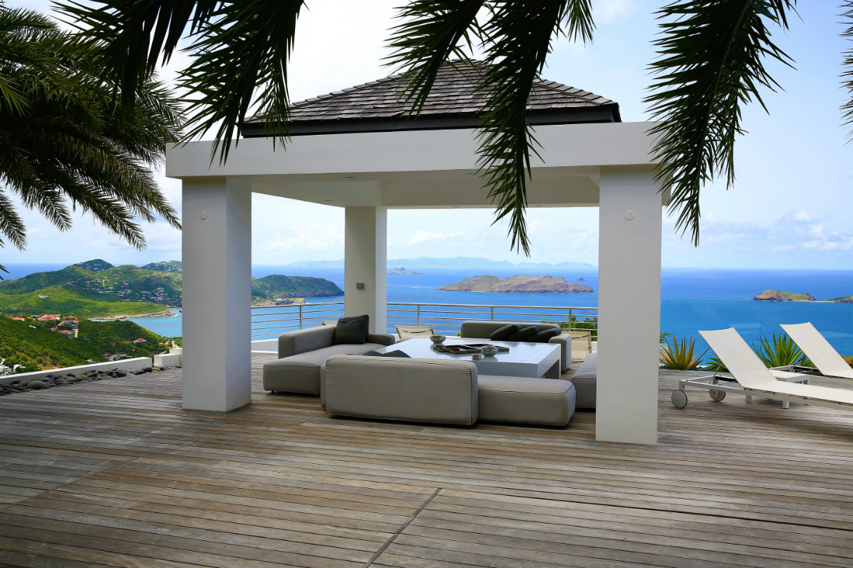 Luxury Homes Saint Barth